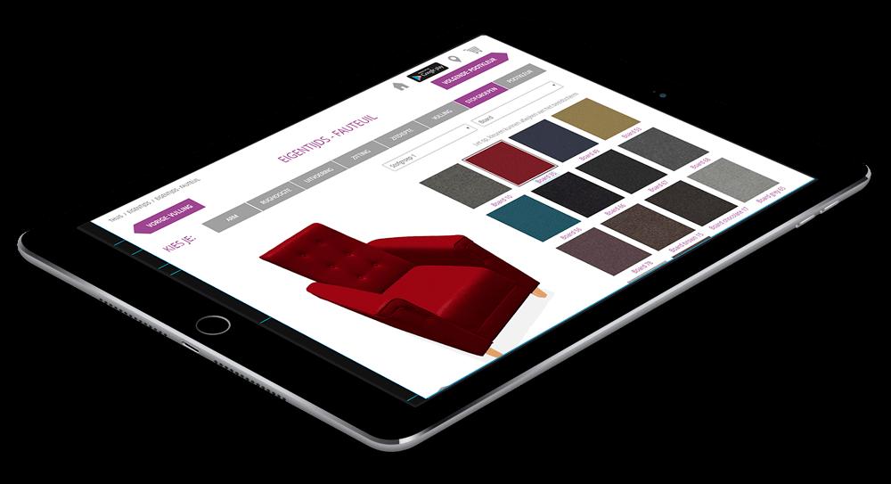 chaircreator app